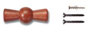 Manette hêtre miel pour interrupteur porcelaine FONTINI GARBY